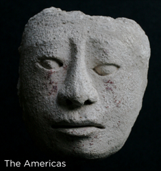 Art of the Americas from the Lacy Gallery Ethnographic and Fine Art Collection