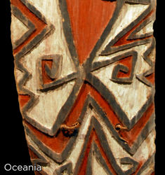 Art of Oceania from the Lacy Gallery Ethnographic and Fine Art Collection