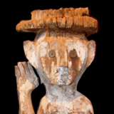 Indonesia - Hampatong Figure #3 from the Lacy Gallery Art of Asia Collection