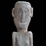 Indonesia - Hampatong Figure #5 from the Lacy Gallery Art of Asia Collection